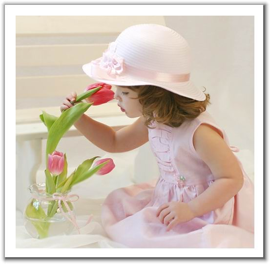 Поздравление для маленькой девочки от мамы